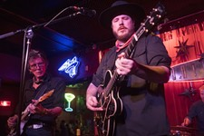 Alejandro, Blaze & Townes Shake the Continental Club