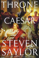 Steven Saylor's <i>The Throne of Caesar</i>