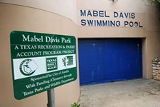 Everybody Into Mabel Davis Pool