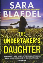 <i>The Undertaker's Daughter</i> by Sara Blaedel