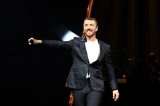 Sam Smith Channels Luther Vandross
