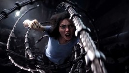 <i>Alita: Battle Angel</i> Trailer Arrives