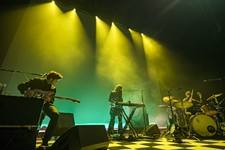 Beach House Storms the Moody