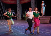 Zilker Theatre Productions' <i>All Shook Up</i>