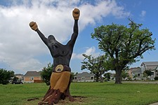 Day Trips: Tree Sculpture Tour, Galveston