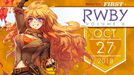 RTX News: Rooster Teeth Announces <i>RWBY</i> Volume 6