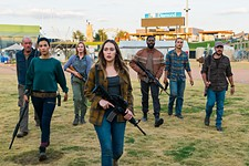 <i>Fear the Walking Dead</i> Casts Its Shadow Over Austin