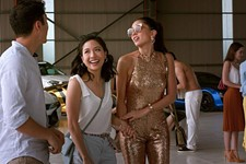 Revew: Crazy Rich Asians