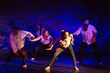 Aztlan Dance Company's <i>The Enchilada Western: Texas Deep Fried</i>