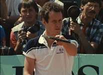 Revew: John McEnroe: In the Realm of Perfection