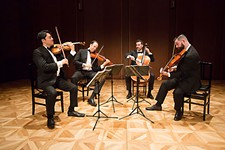Miró Quartet at Bates Recital Hall