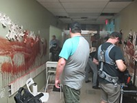 In Production: Something Evil at Brackenridge Hospital
