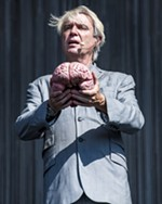 ACL Live Review: David Byrne