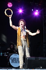 ACL Live Review: Greta Van Fleet