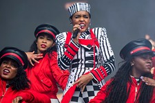 ACL Live Review: Janelle Monáe