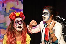 Austin Improv Celebrates the Day of the Dead With <i>La Vida de los Muertos</i>