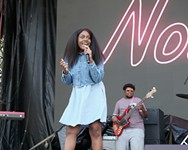 ACL Live Review: Noname