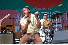 ACL Review: Durand Jones & the Indications