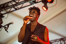 ACL Live Review: Moses Sumney