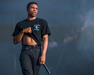 ACL Live Review: Vince Staples