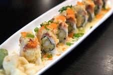 The Dish: Relish the Comfort of Hibachi Scallops at Sushi Japon