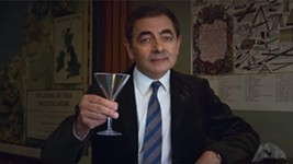 Revew: Johnny English Strikes Again