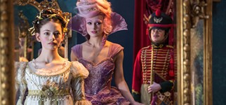 Revew: The Nutcracker and the Four Realms