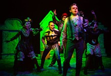 Doctuh Mistuh and Penfold Theatre's <i>Nevermore</i>