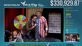Now Streaming in Austin: RT Extra Life