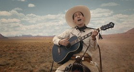 Revew: The Ballad of Buster Scruggs