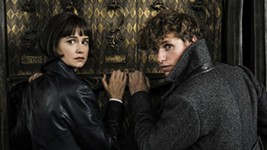 Revew: Fantastic Beasts: The Crimes of Grindelwald‎