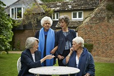 Revew: Tea With the Dames