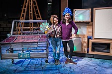 Staging <i>Mr. Burns, a post-electric play</i> With Zero Waste