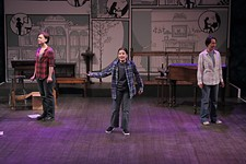 Ground Floor Theatre's <i>Fun Home</i>