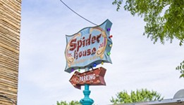 Spider House Kitchen Is Closed