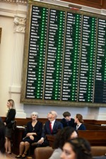 Lege Lines: Only 139 Days to Go for the 86th Texas Legislature