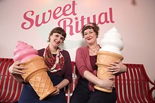Sweet Ritual Expands Its Thriving Vegan Ice Cream Location on Airport