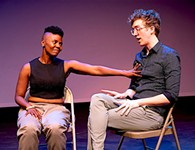 Mixing Race, Gender, and Improv Is a Heady Cocktail for Two