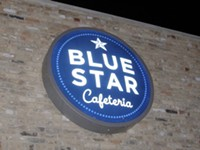 Blue Star Kitchen + Bar Closes