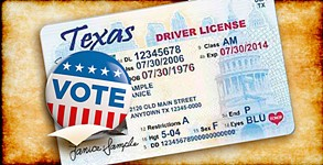Lege Lines: Texas GOP Tees up More Voter ID Nonsense