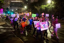 March and Rally to End Hate Crimes