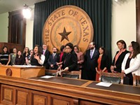 LGBTQ Caucus' Queer Priorities at the Texas Capitol