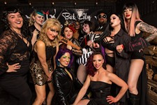 Bat City Bombshells Burlesque Flip Off Valentine's Day With an Adult Twist