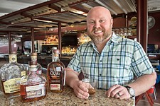 Single Barrel Whiskey for the Right Price at Jack Allen's Kitchen