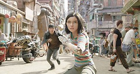 How Robert Rodriguez Saved <i>Alita: Battle Angel</i> From the Scrap Heap