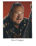 Steve Cropper Recalls Rhythm & Blues History Through Six Strings