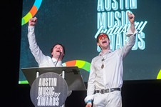 Celebrating the 2018/19 Austin Music Industry Award Winners