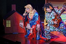 Zach Theatre's <i>Hedwig and the Angry Inch</i>