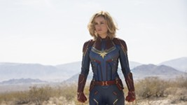Revew: Captain Marvel