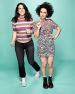 Abbi Jacobson and Ilana Glazer Preview <i>Broad City</i>'s Finale at SXSW